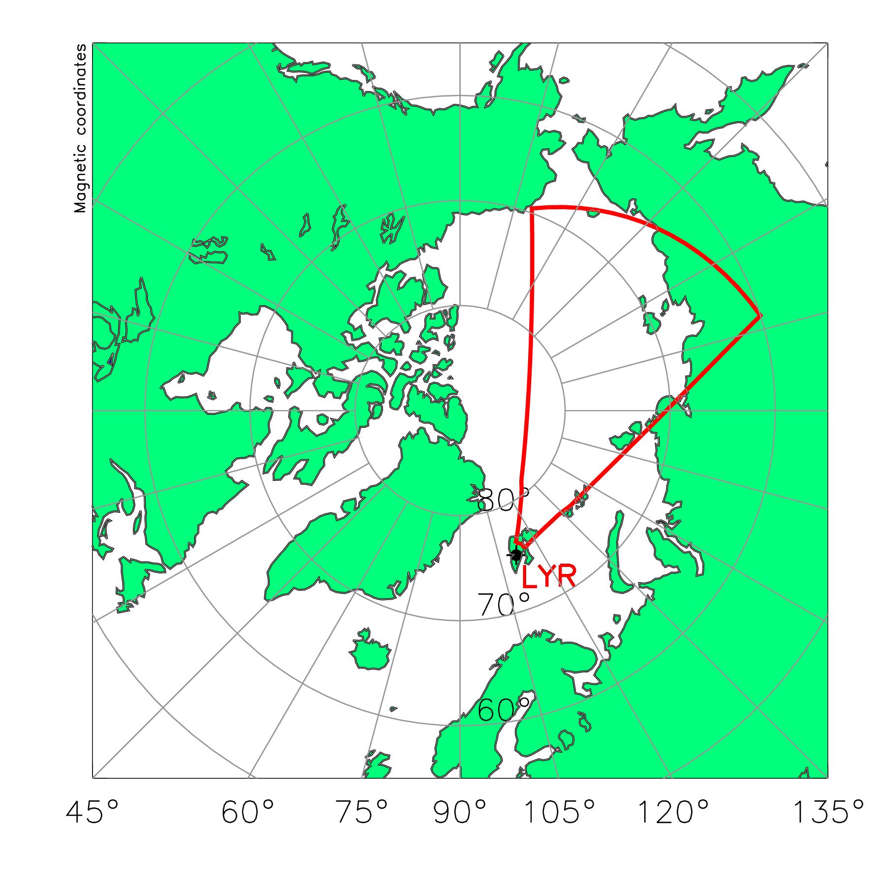 Longyearbyen Info : Virginia Tech SuperDARN